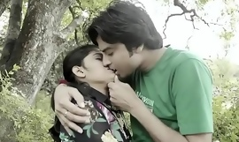 College Fastener Din't Oversee Love Adjacent to Forest Short Movie - HClips - Private Home Clips