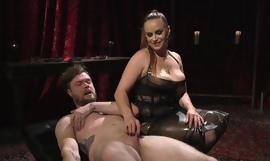 Filial sponger gets anally screwed by horny lint